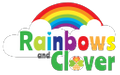 Rainbows And Clover Logo
