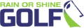 Rainor Shine Golf Logo