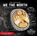 We The North Toronto Raptors Championship Collection Logo