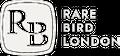 Rare Bird London UK Logo