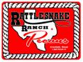 Rattlesnake Ranch Pecans Logo