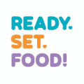 Ready, Set, Food! Logo