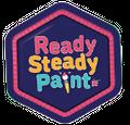 Ready, Steady, Paint! logo