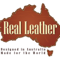 Real Leather Logo