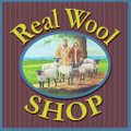 The Real Wool Shop Logo