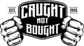 Caught Not Bought logo