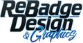 ReBadge Design and Graphics Logo