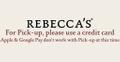 Rebecca's Herbal Apothecary USA Logo