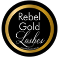 Rebel Gold Pty Ltd - Eyelash Extension Supplies Melbourne Based Pick Up Available Logo