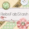 RebsFabStash Logo