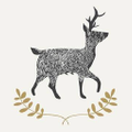 Red Caribou Logo