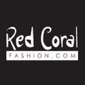 Red Coral Fashion Logo
