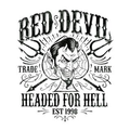 Red Devil Clothing Logo