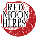Red Moon Herbs Logo
