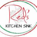 Red's Kitchen Sink Logo
