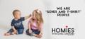 Reeve's Tees - Homies with Extra Chromies Logo