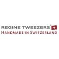 Regine Tweezers logo