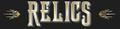 Relics Music Dunedin Logo