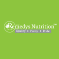 Remedys Nutrition and Apothecary Logo