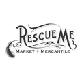 Rescue Me Market + Mercantile Logo