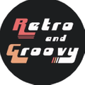 Retro and Groovy Logo