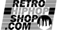 Retro Hip Hop Shop Logo