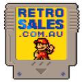 Retro Sales Australia Logo