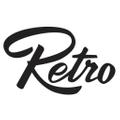 Retro Manufacturing Logo