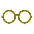 Retro & Vintage Glasses Logo