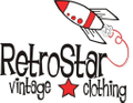 Retrostar Vintage Clothing Logo