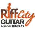 Riff City Guitar Logo