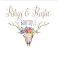 Ritzy & Rustic Boutique Logo
