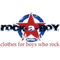 Rock-a-boy Apparel Logo