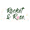 Rocket & Rose Logo
