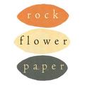 Rockflowerpaper Logo
