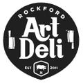 Rockford Art Deli Logo