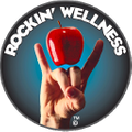 Rockin' Wellness Logo
