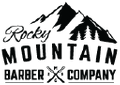 Rocky Mountain Barber Logo