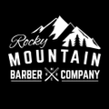 Rocky Mountain Barber Company Logo