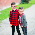 Roman & Leo | Cool, Trendy Boys Clothes Logo