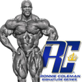 Ronnie Coleman Signature Series Logo