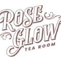 Rose Glow Tea Room USA Logo