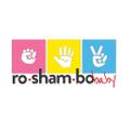 ro•sham•bo baby logo