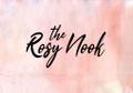The Rosy Nook logo
