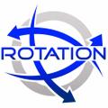 Rotation Custom Motorcycle Parts logo