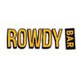 Rowdy Bars Logo