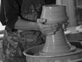 Rowe Pottery Logo