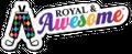 Royal and Awesome UK Logo