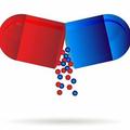 Red Pill Blue Pill Collective Logo