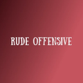 Rude Offensive Logo
